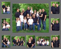 Family Photography-Kauffman Composite