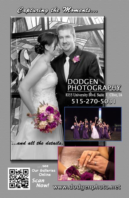 Wedding Photography in Des Moines