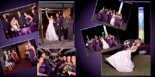 Meggan and Mike-Wedding Album